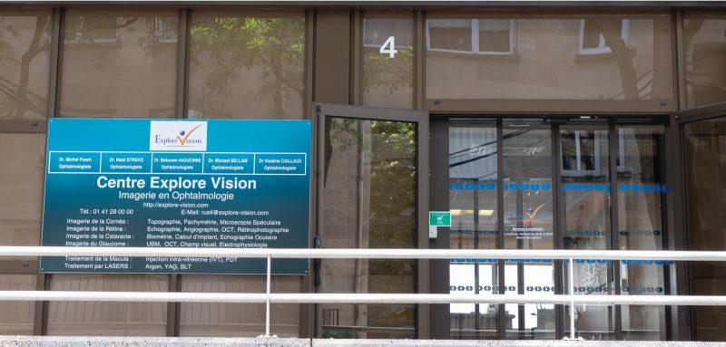 Explore Vision Rueil Malmaison