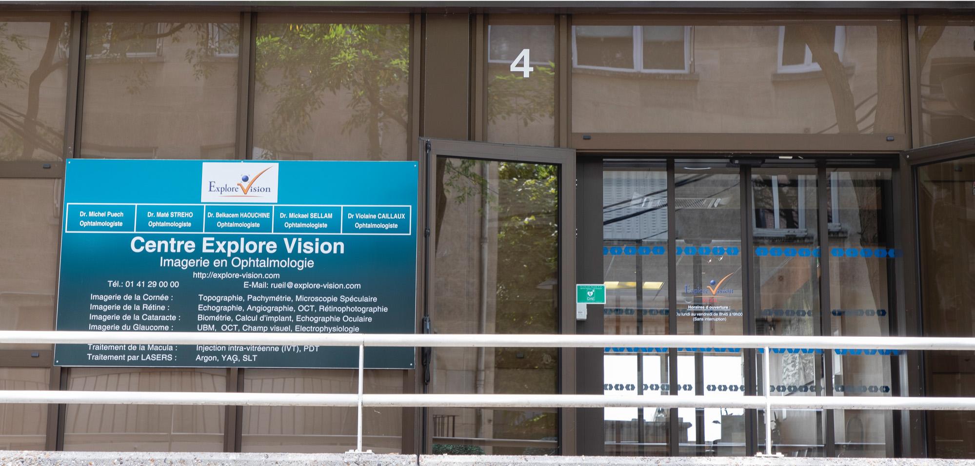 Explore Vision Rueil